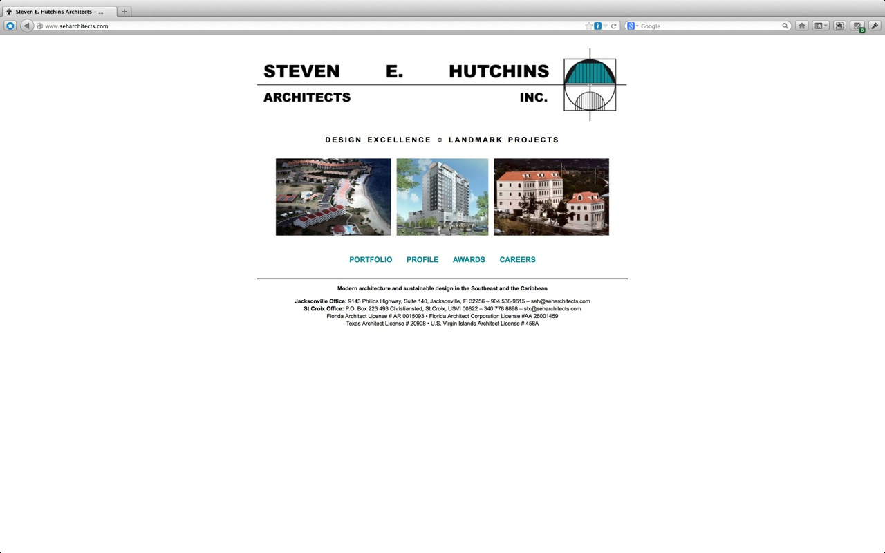 Steven E. Hutchins Architects